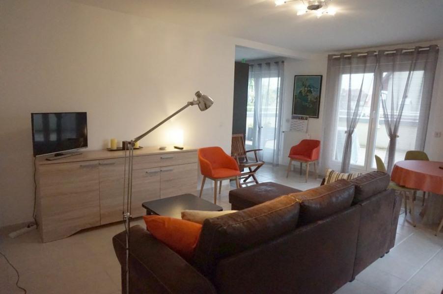 Appartement pour 4 pers. avec piscine, Merville-Franceville-Plage