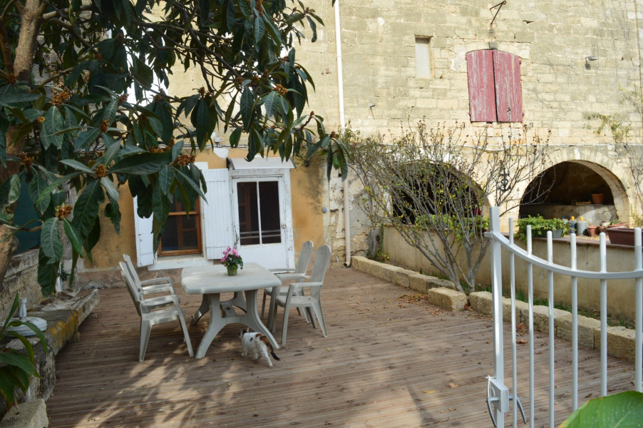 Location vacances Le Cailar -  Maison - 6 personnes - Four - Photo N° 1