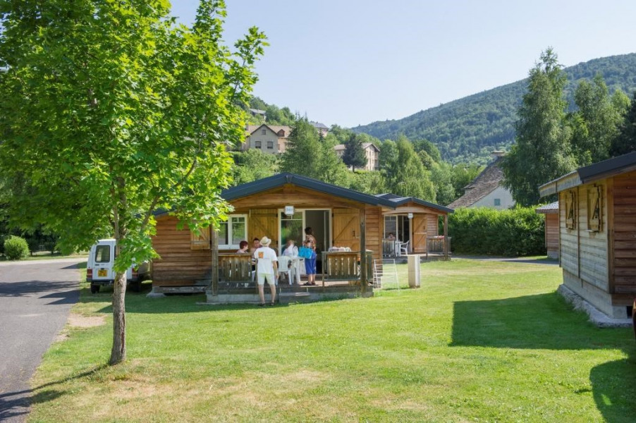 Holiday rentals Bagnols-les-Bains - House - 4 persons - BBQ - Photo N° 1