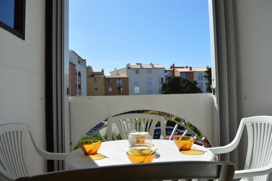 Location vacances Agde -  Appartement - 3 personnes -  - Photo N° 1