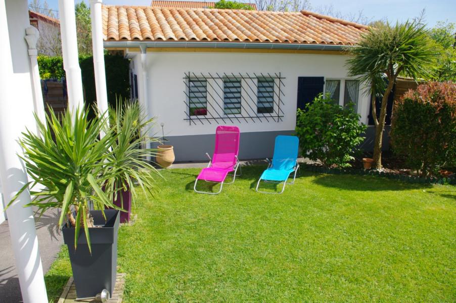 Location Hendaye avec jardin pour 2 personnes
