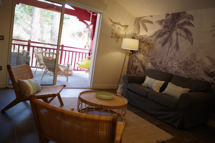 Location vacances Soorts-Hossegor -  Appartement - 4 personnes - Chaîne Hifi - Photo N° 1