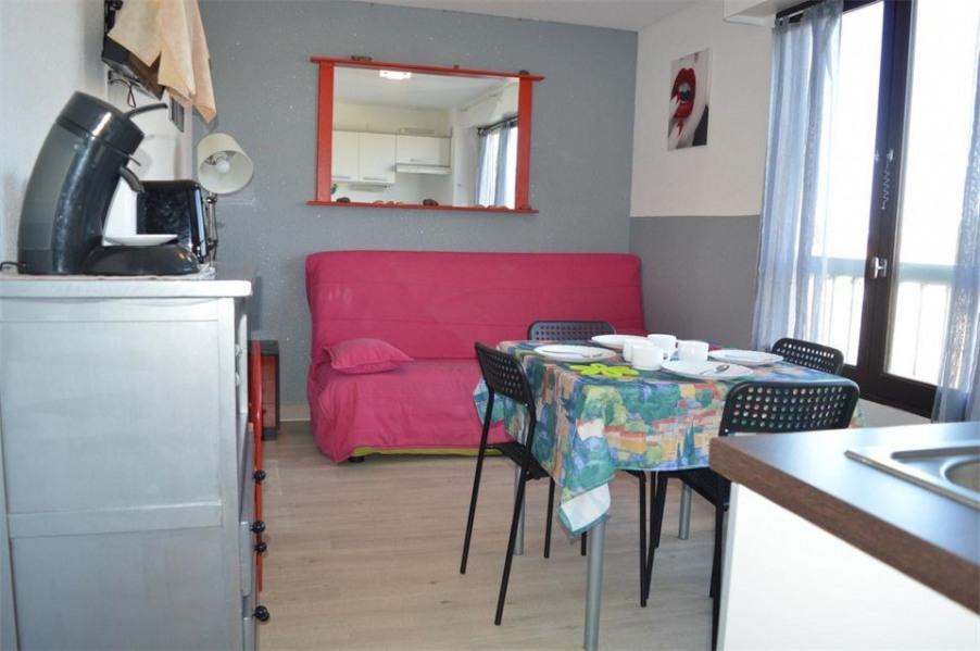 Appartement Studio cabine - 23 m² environ- jusqu'à 4 personnes.