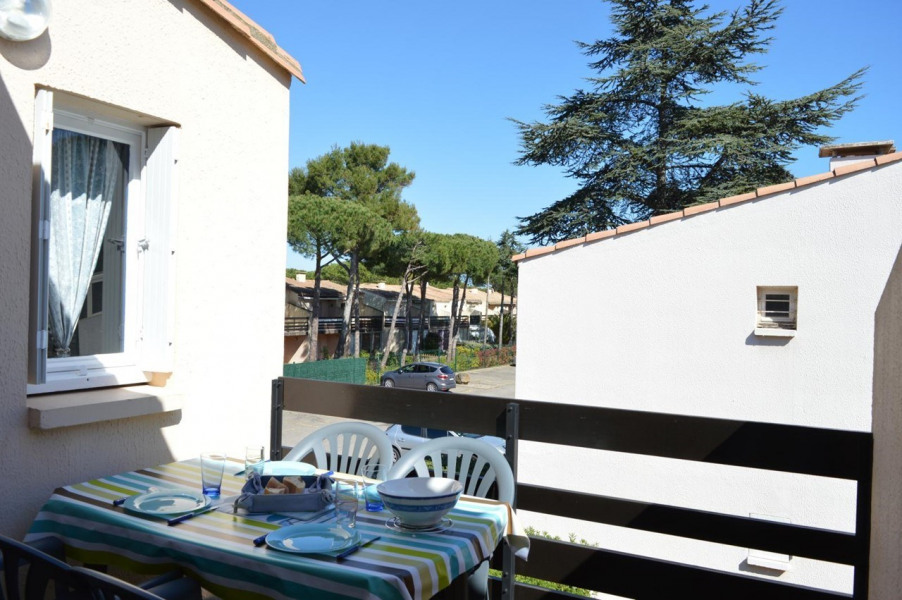 Location vacances Agde -  Appartement - 4 personnes - Lave-linge - Photo N° 1