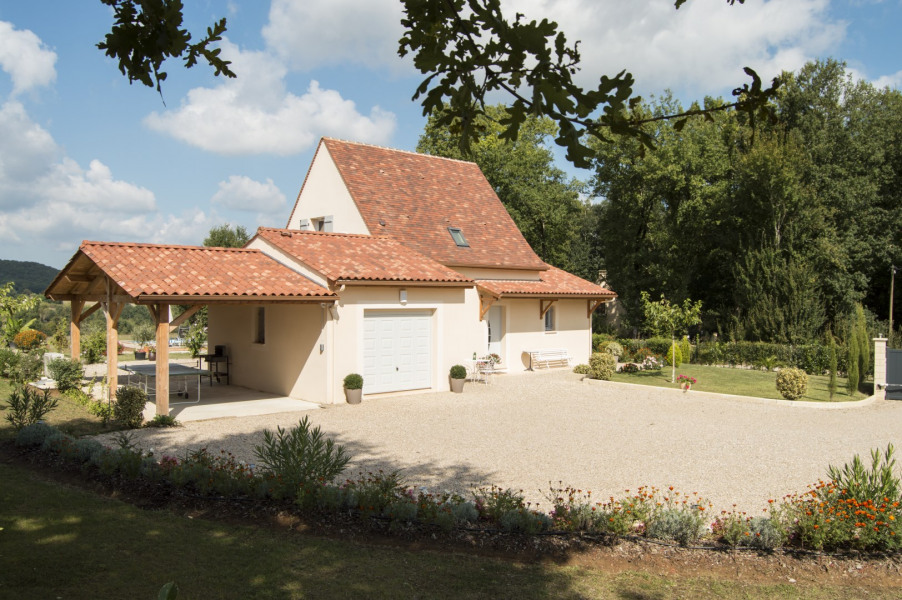 Location vacances Castelnaud-la-Chapelle -  Maison - 6 personnes - Barbecue - Photo N° 1