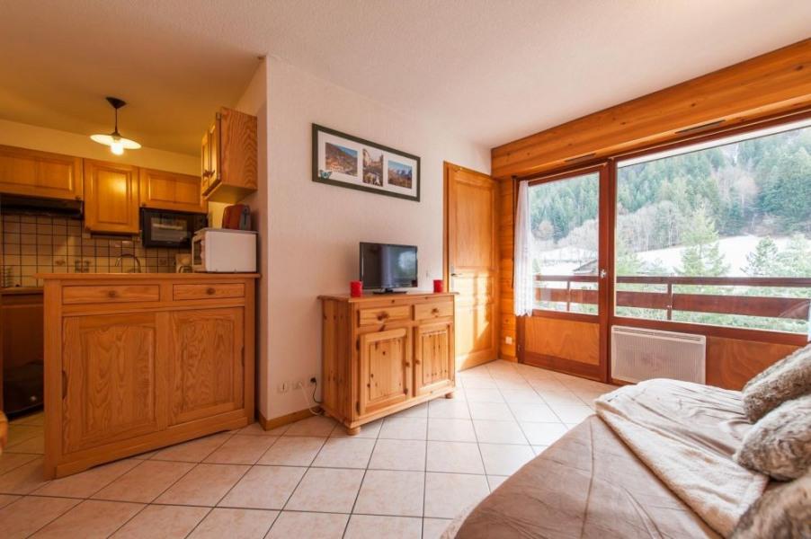 Le Grand Bornand 74 - Secteur Centre - Résidence Alpina C. Appartement 2 pièces de 33 m² environ ...