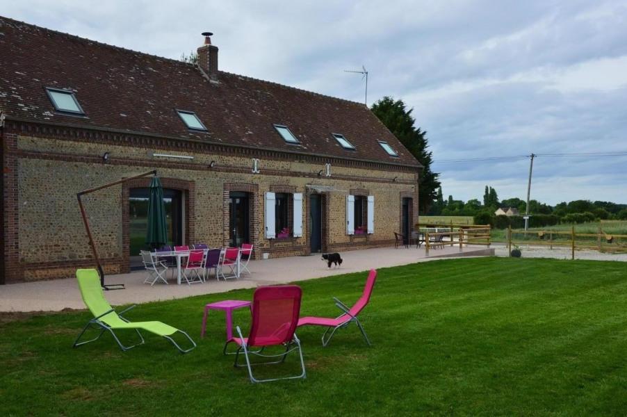 Location vacances Moussonvilliers -  Maison - 15 personnes - Barbecue - Photo N° 1