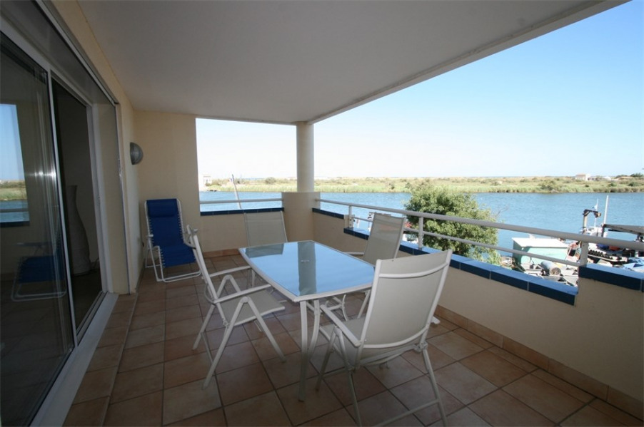 Holiday rentals Valras-Plage - Apartment - 6 persons -  - Photo N° 1