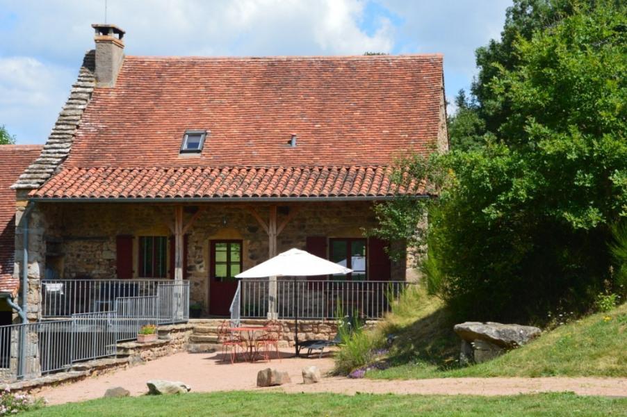 Location vacances Buffières -  Gite - 6 personnes - Barbecue - Photo N° 1