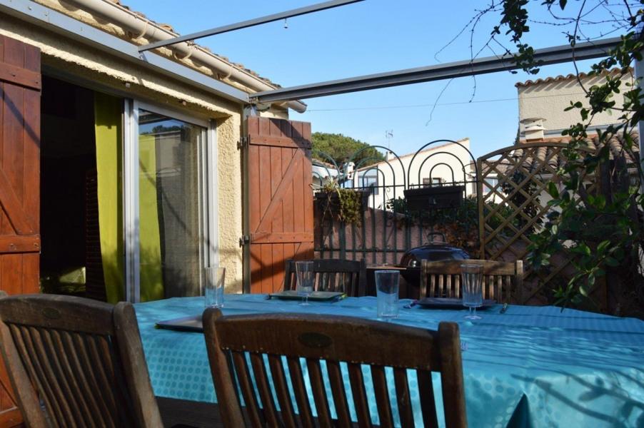 Location vacances Agde -  Maison - 4 personnes - Lave-linge - Photo N° 1