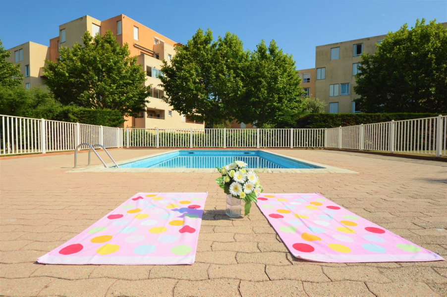 Ferienwohnungen Sainte-Maxime - Wohnung - 4 Personen - Kabel / Satellit - Foto Nr. 1