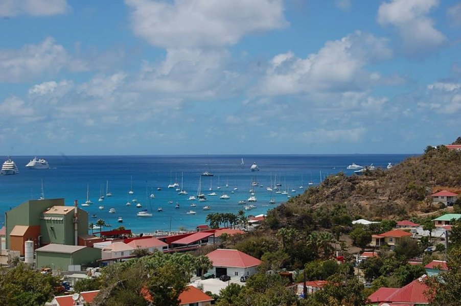 Location vacances Gustavia -  Maison - 4 personnes - Barbecue - Photo N° 1