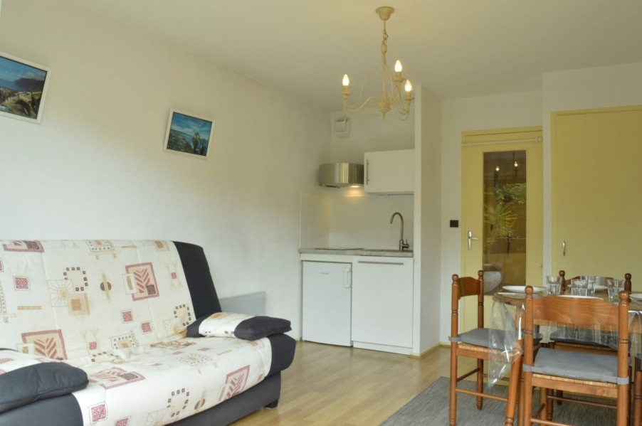Appt 2 pièces - 3 couchages - ANGLET (64)