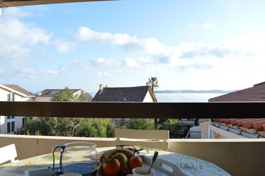 Location vacances Sainte-Maxime -  Appartement - 6 personnes - Lave-linge - Photo N° 1