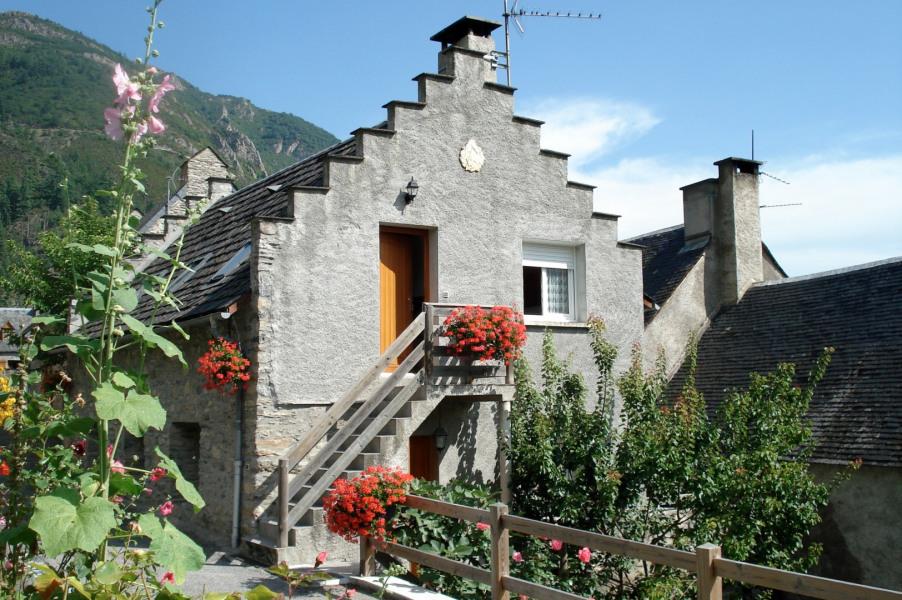 location 4/6 personnes dans une ancienne bergerie a Vignec