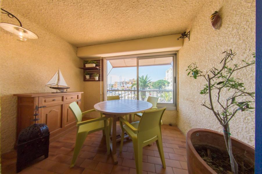 Location vacances Gruissan -  Appartement - 3 personnes - Chaîne Hifi - Photo N° 1
