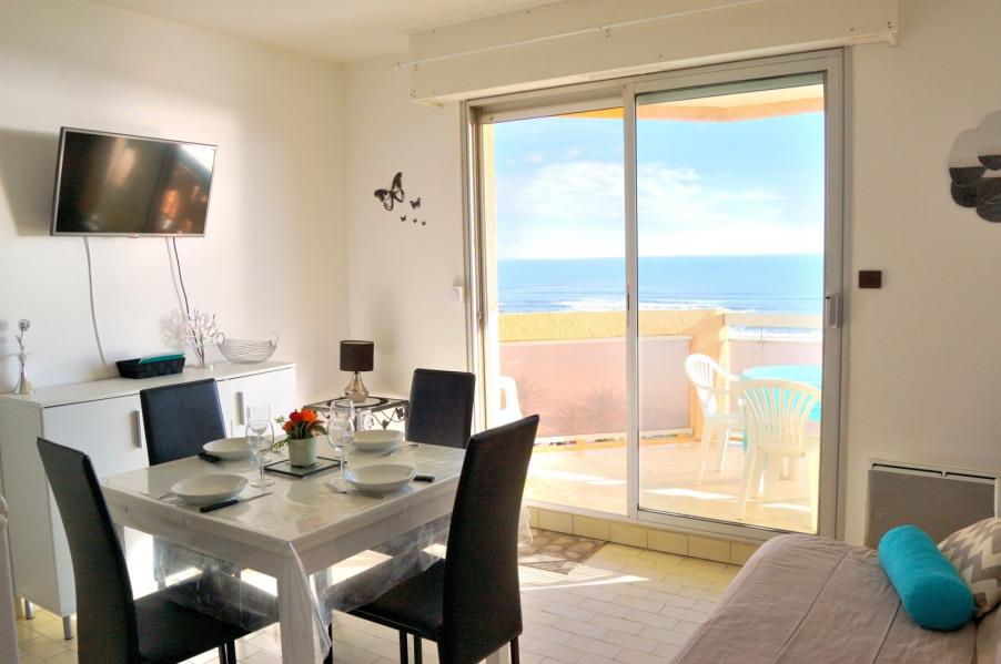Ferienwohnungen Canet-en-Roussillon - Wohnung - 4 Personen - Aufzug - Foto Nr. 1