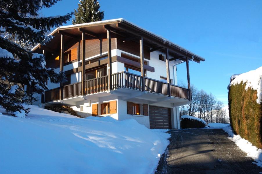 Location vacances Saint-Gervais-les-Bains -  Chambre d'hôtes - 12 personnes - Barbecue - Photo N° 1