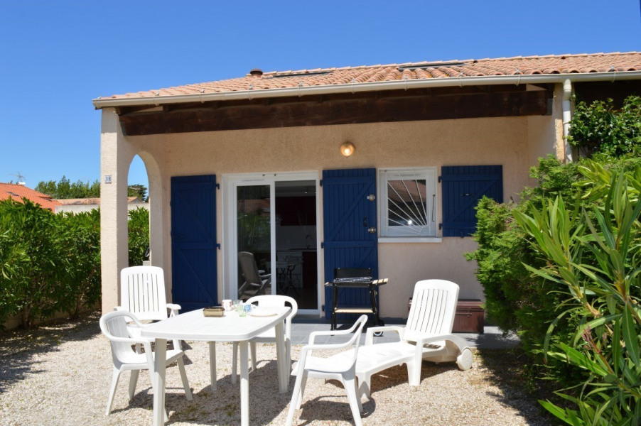 Maison pour 5 pers. avec piscine, Saint-Cyprien