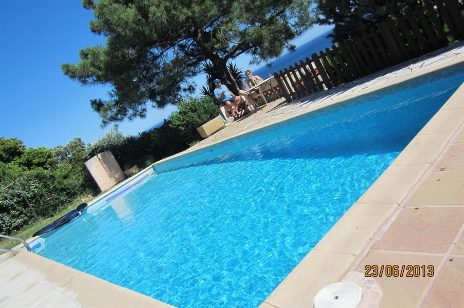 Appartement pour 4 pers. avec piscine privée, Fréjus