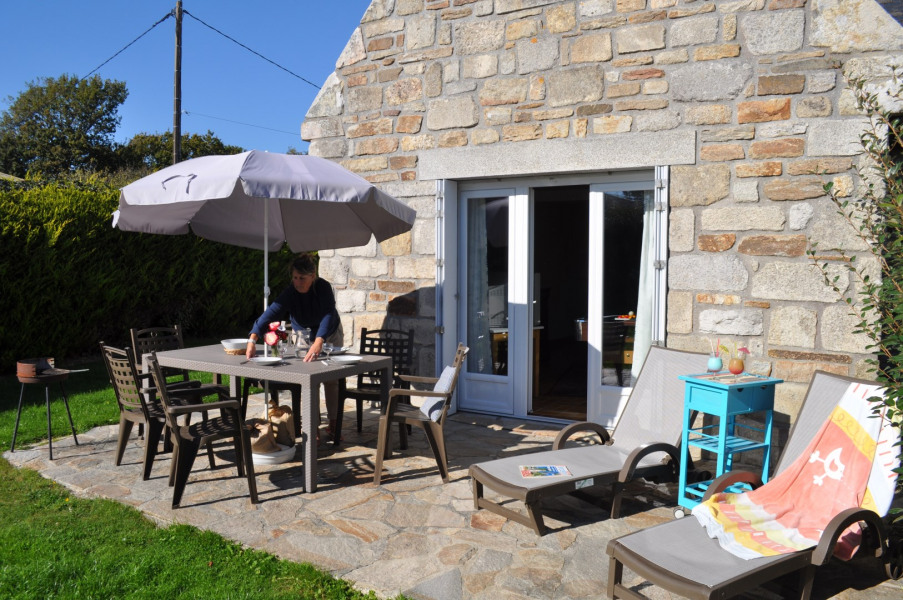 Holiday rentals Fouesnant - Cottage - 5 persons -  - Photo N° 1