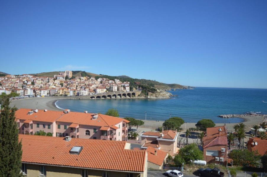 Banyuls sur Mer (66) - Quartier du Port - Résiden