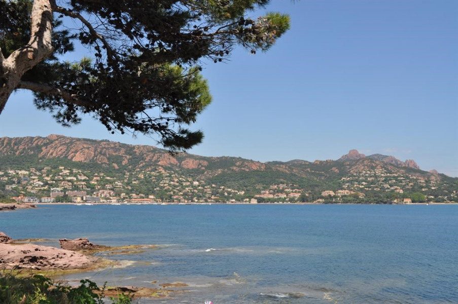 Holiday rentals Saint-Raphaël - Apartment - 4 persons - BBQ - Photo N° 1