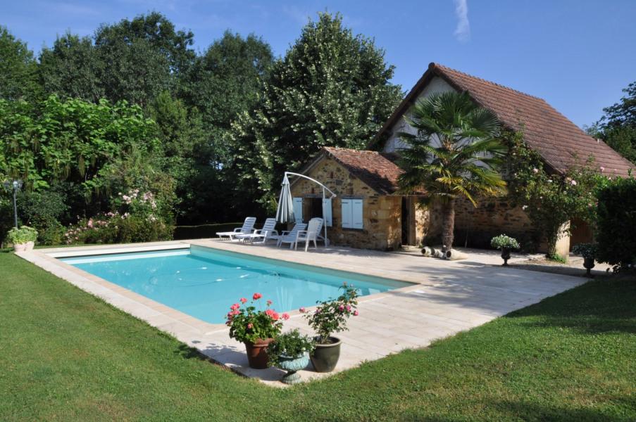 Gite en Périgord avec piscine privée