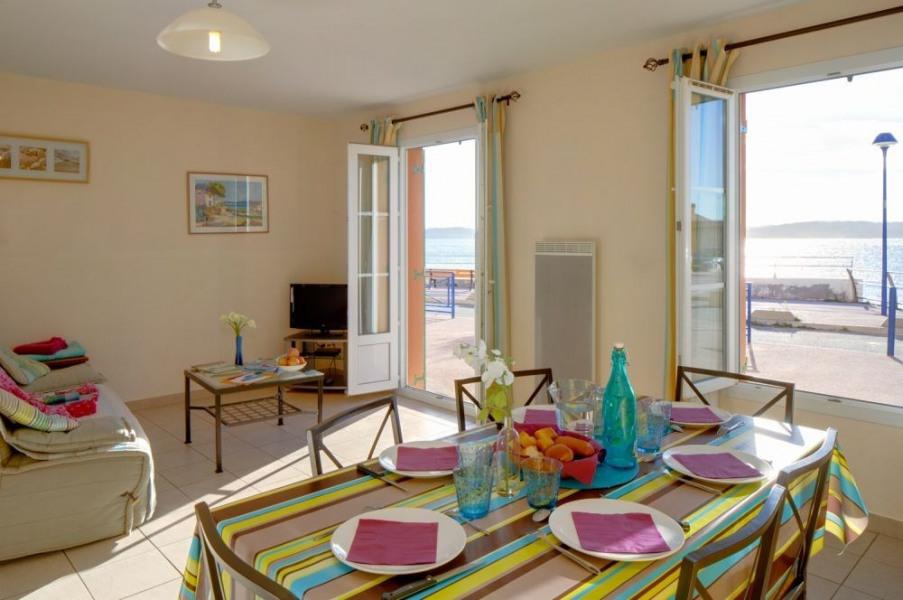 Le 3 pièces vue mer pour les familles ! - NB : 1 appartement est adapté aux personnes à mobilité réduite.