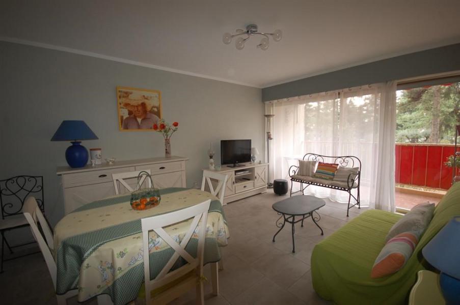 Location vacances Fréjus -  Appartement - 4 personnes - Jardin - Photo N° 1