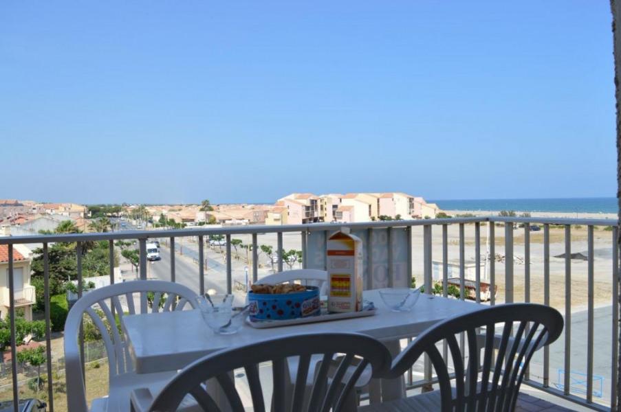 Saint Pierre la Mer (11) - Quartier des Embruns - Résidence les Sylphides. Appartement 2 pièces - 22 m² environ - jus...