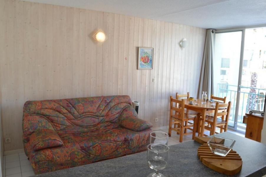 Résidence La Réale - Appartement 2 pièces cabine de 45 m² environ pour 4 personnes au pied des Al...