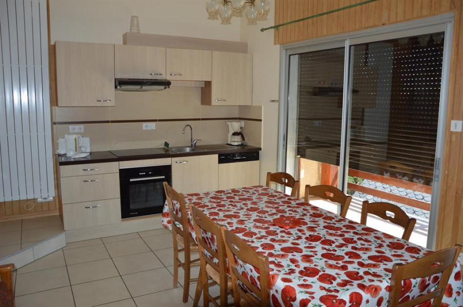 Holiday rentals Puyvalador - House - 8 persons - Television - Photo N° 1