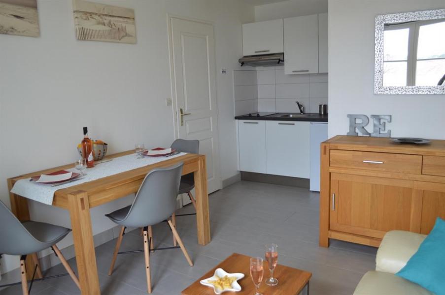 Ferienwohnungen La Flotte - Haus - 2 Personen - Grill - Foto Nr. 1