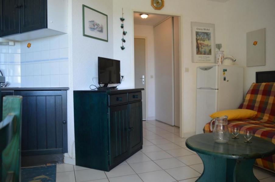 Saint Cyprien (66) - Front de mer - Résidence Les Goelettes. Appartement 2 pièces - 37 m² environ - jusqu'à 4 personnes.