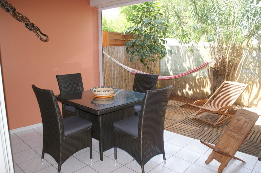 Location vacances Saint-Paul -  Appartement - 4 personnes - Jardin - Photo N° 1