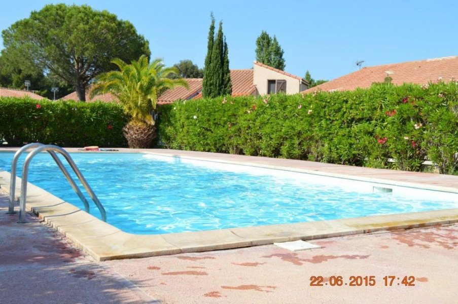 Quartier de l'Aygual - résidence Les Jardins d'été I, maison 2 pièces avec mezzanine de 35 m² environ pour 6 personne...