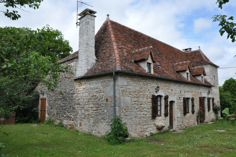 rural lodging quercynois - Quissac