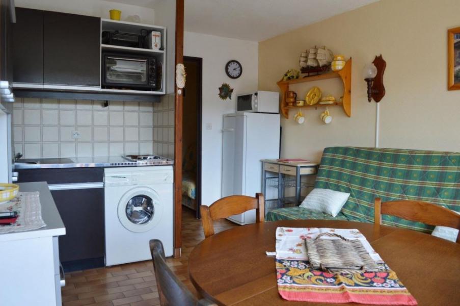 Appartement studio avec cabine- 25 m² environ- jusqu'à 4 personnes