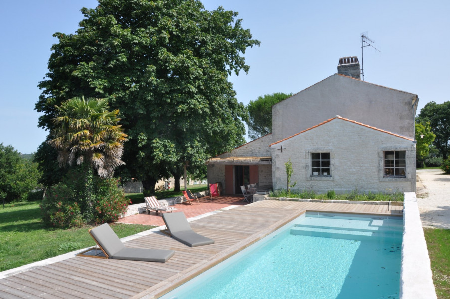 Holiday rentals Geay - House - 10 persons - BBQ - Photo N° 1