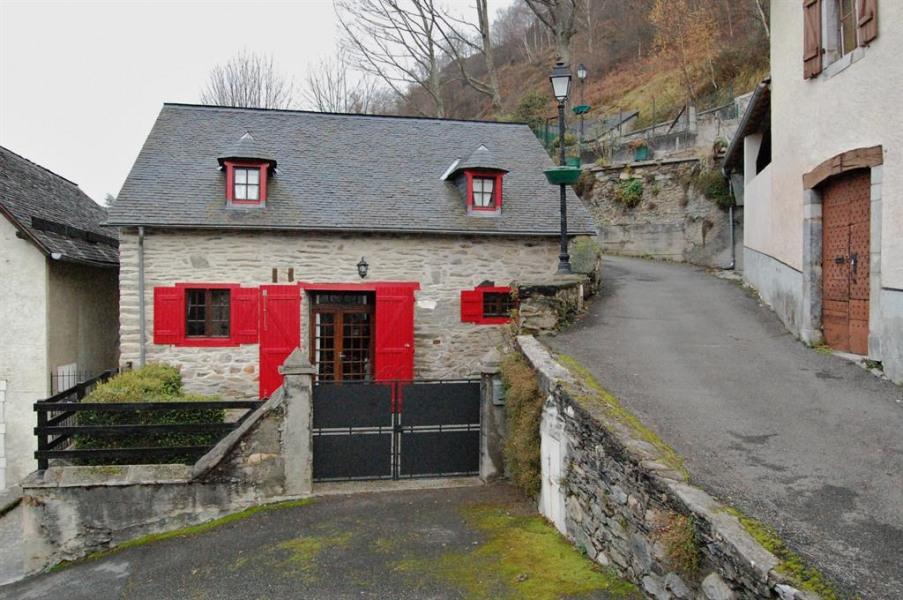 Ferienwohnungen Eaux-Bonnes - Haus - 5 Personen - Grill - Foto Nr. 1
