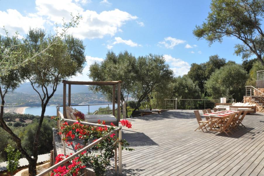 Location vacances Olmeto -  Maison - 8 personnes - Barbecue - Photo N° 1