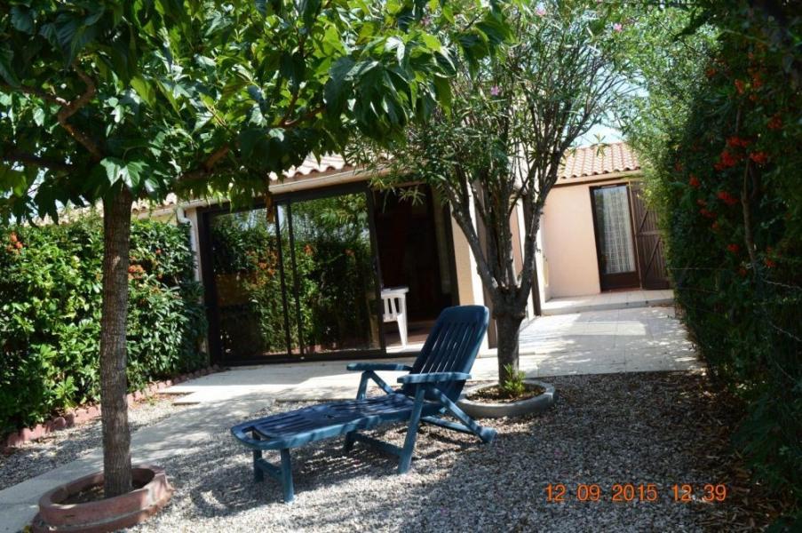 Résidence Les Cyclades, maison 3 pièces de 37 m² environ pour 6 personnes située à 700 m de la plage, dans un quartie...