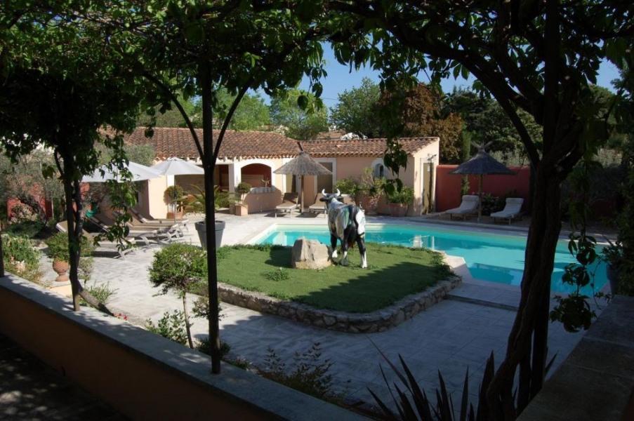 Location vacances Saint-Rémy-de-Provence -  Gite - 2 personnes - Barbecue - Photo N° 1