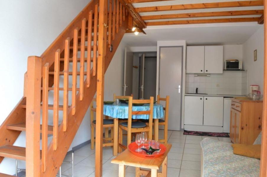 Maison 2 pièces avec mezzanine de 40 m² environ pour 4 personnes situé à 800 m de la plage, la Résidence « Le Diamant...
