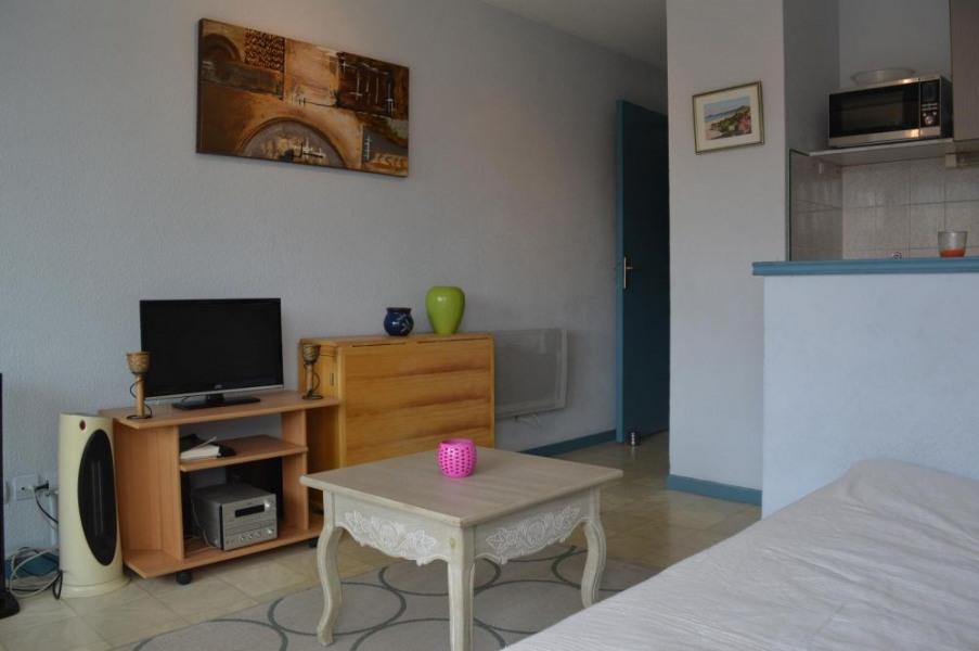 Appartement Studio avec coin cabine - 22 m² environ - jusqu'à 4 personnes.
