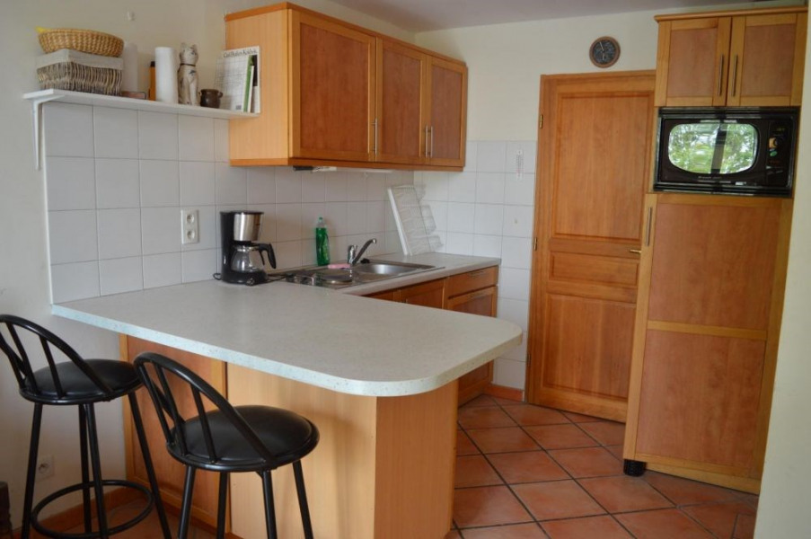 Appartement 2 pièces - 40 m² environ - jusqu'à 4 personnes