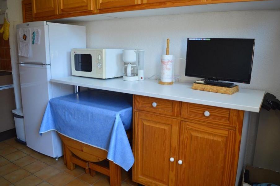 Studio cabine - 20 m² environ - jusqu'à 4 personnes.