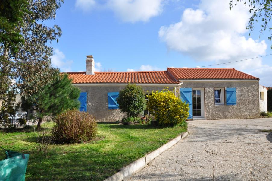 Location vacances Beauvoir-sur-Mer -  Maison - 5 personnes - Barbecue - Photo N° 1
