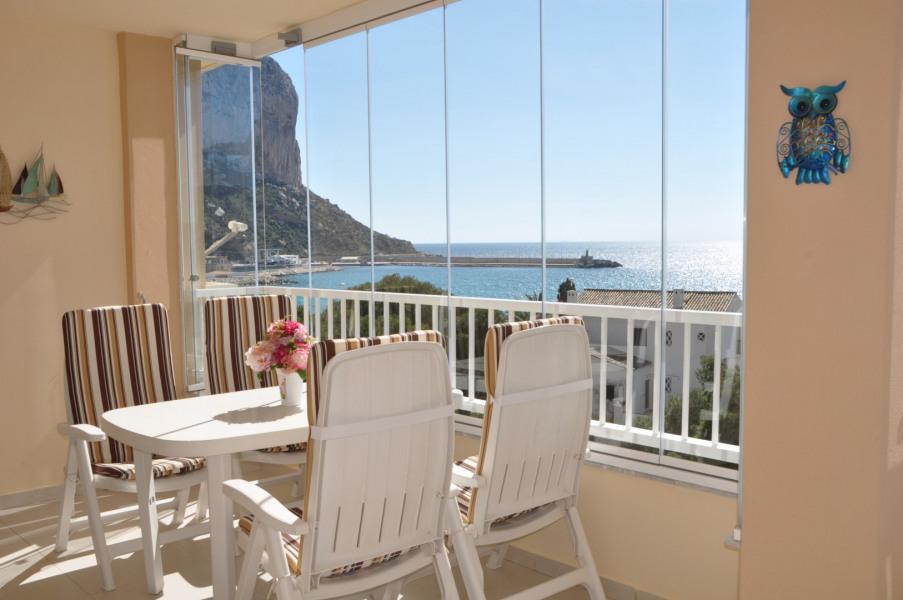 Alquileres de vacaciones Calp - Apartamento - 4 personas - Silla de cubierta - Foto N° 1